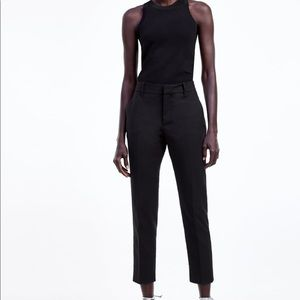 Zara chino fit pants NWT